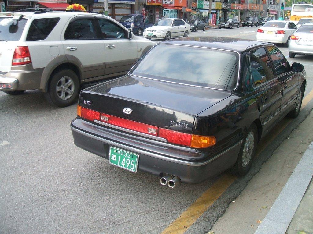 Hyundai Dynasty 1996 - 2005 Sedan #4