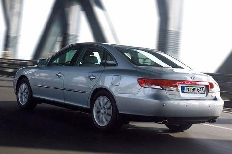 Hyundai Dynasty 1996 - 2005 Sedan #5