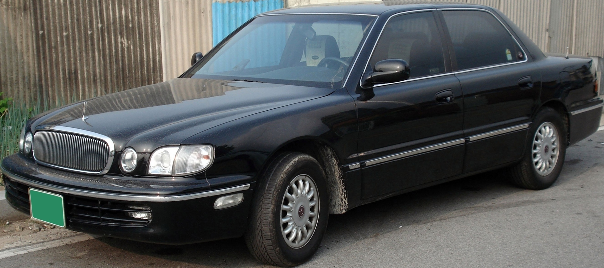 Hyundai Dynasty 1996 - 2005 Sedan #6
