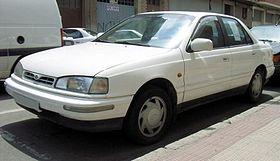 Hyundai Lantra I 1990 - 1995 Sedan #7