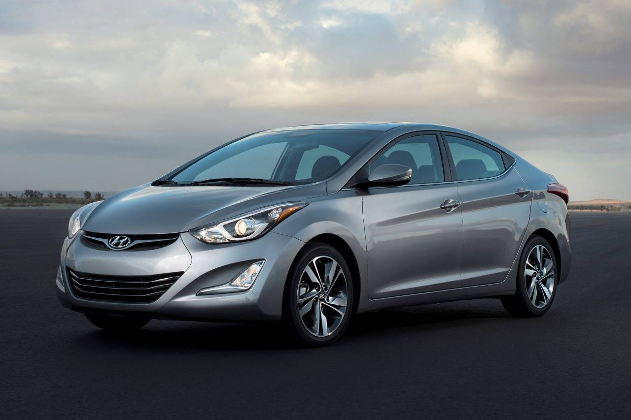 Hyundai Elantra VI (AD) 2015 - now Sedan #4