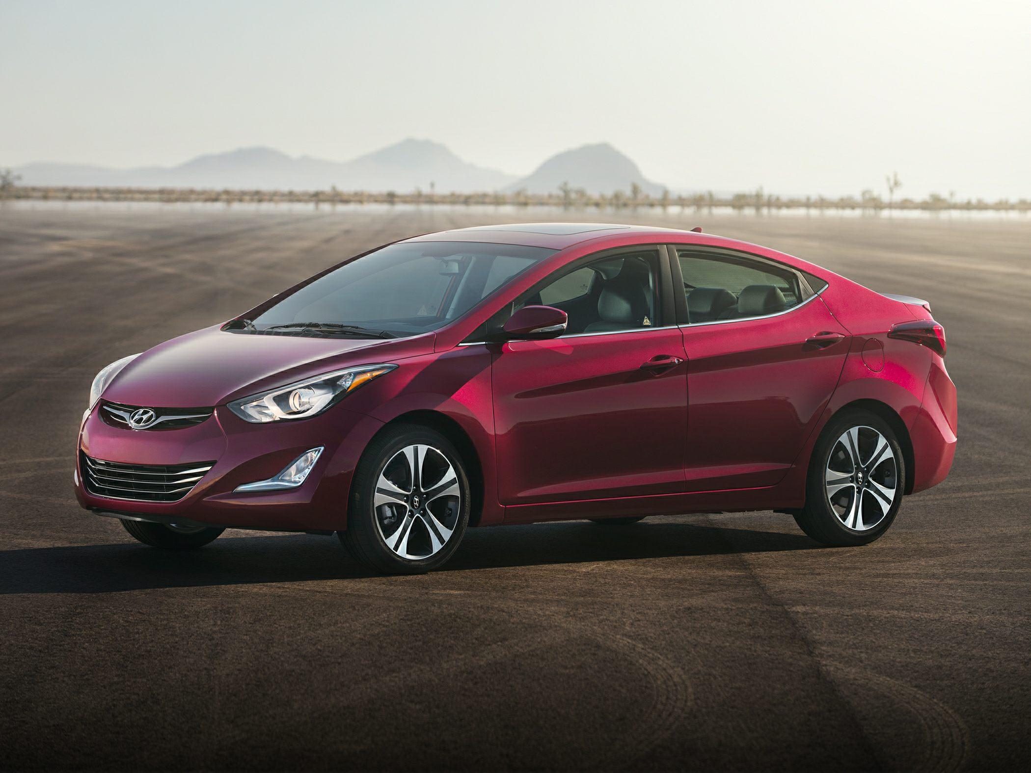 Hyundai Elantra VI (AD) 2015 - now Sedan #1