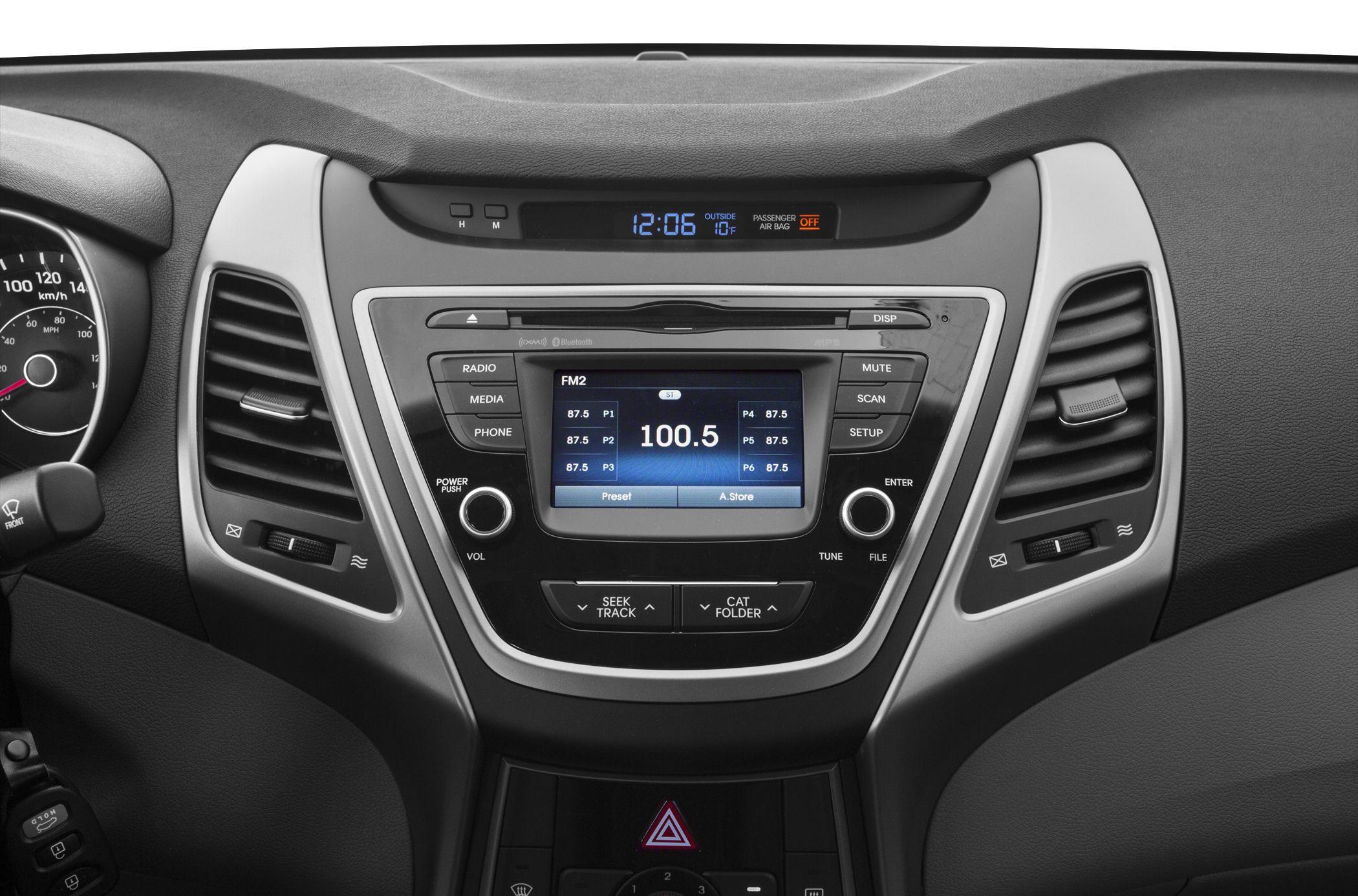 Hyundai Elantra VI (AD) 2015 - now Sedan #2