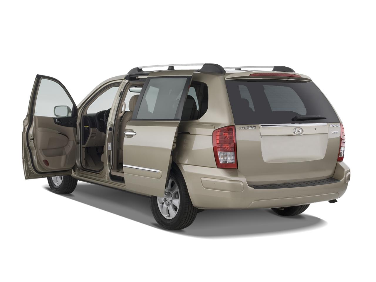 Hyundai Entourage 2006 - 2009 Minivan #4
