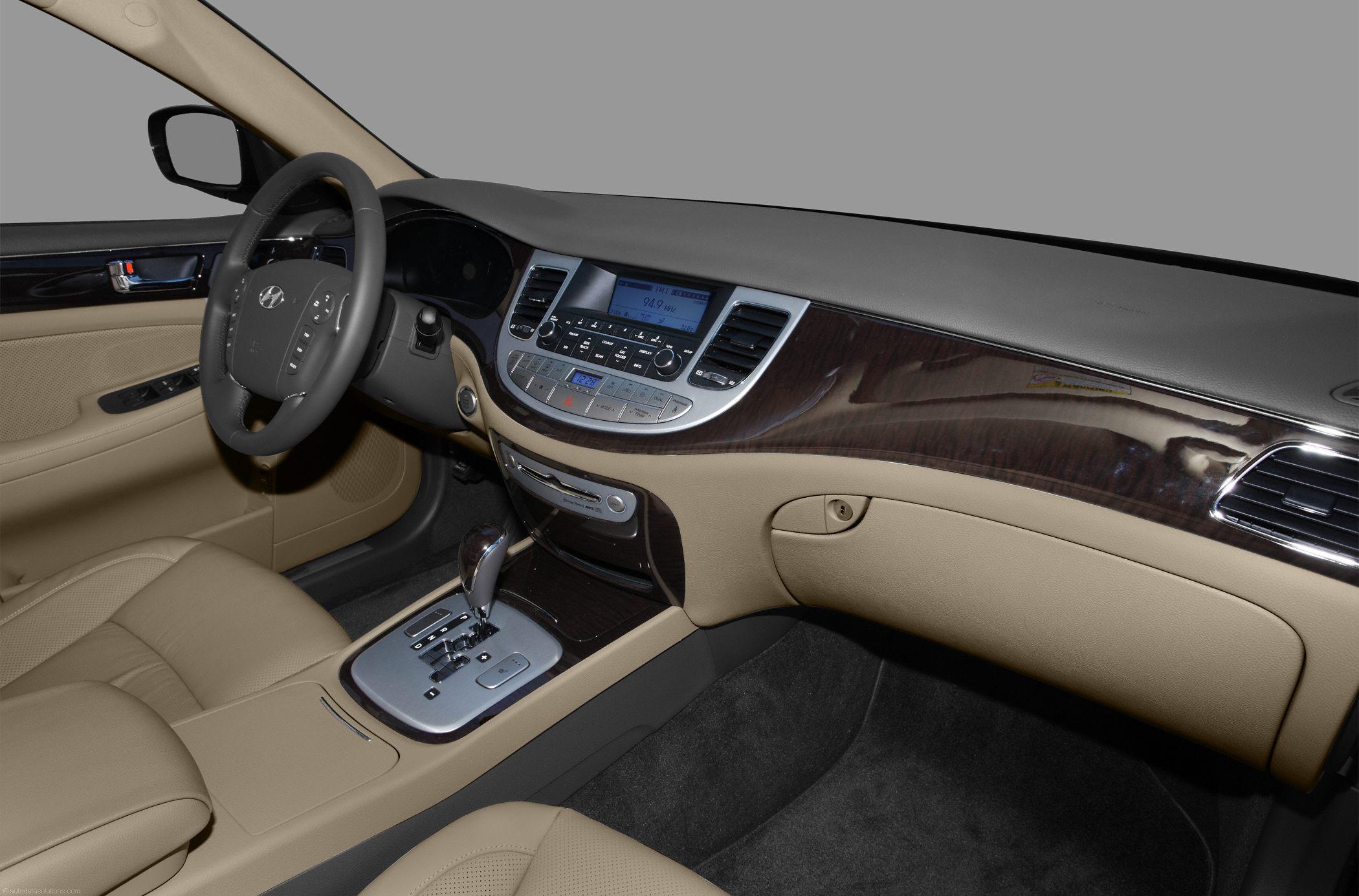 Hyundai Equus II 2009 - 2013 Sedan #2