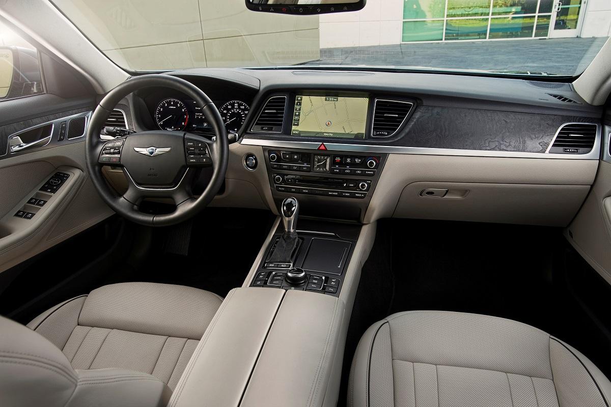 Hyundai Equus II 2009 - 2013 Sedan #8