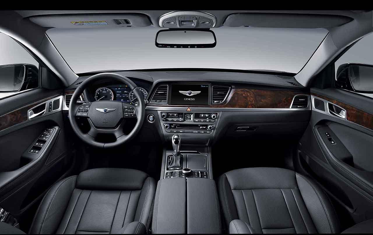 Hyundai Equus II Restyling 2013 - 2016 Sedan #6