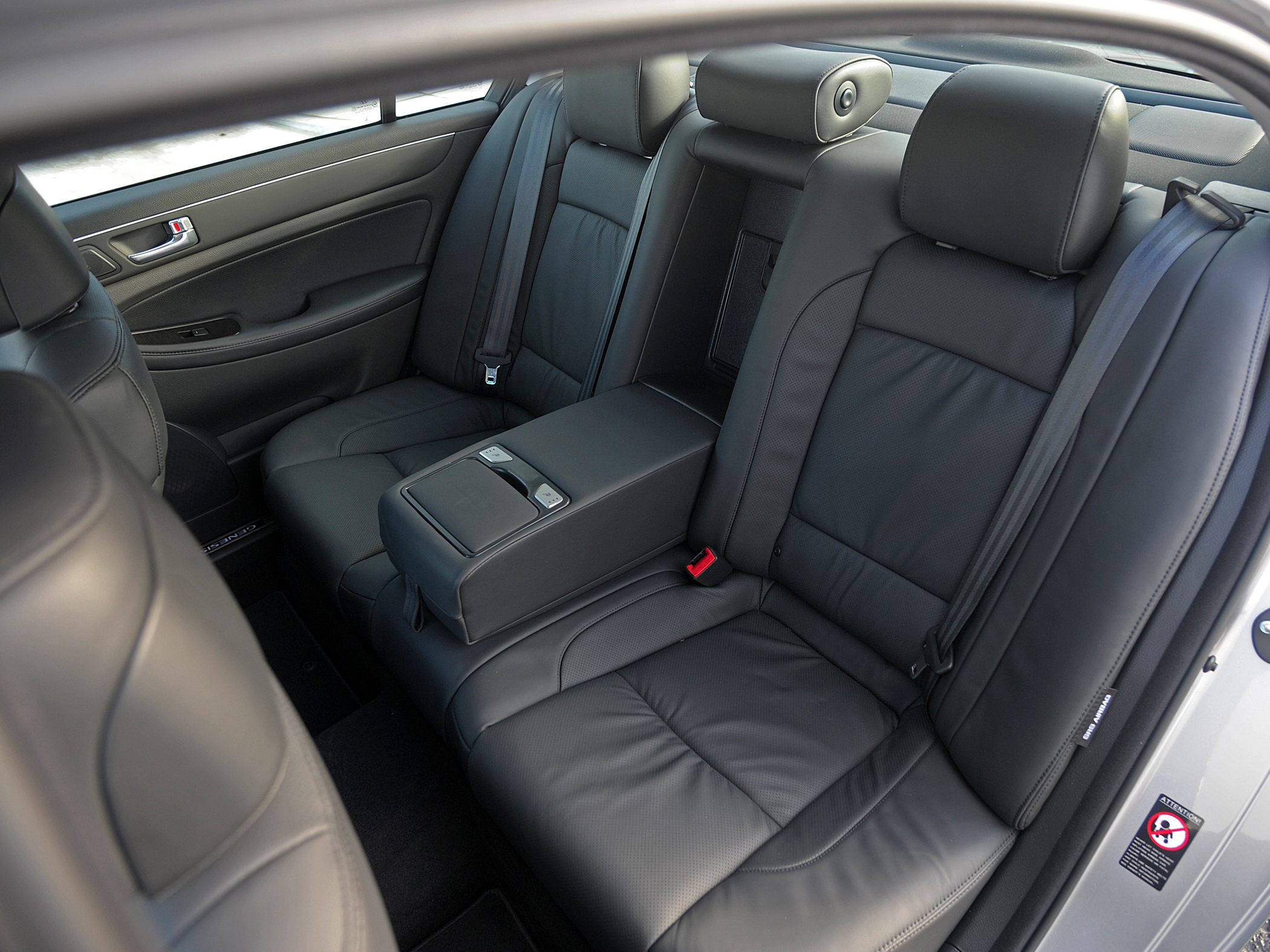 Hyundai Equus II Restyling 2013 - 2016 Sedan #2