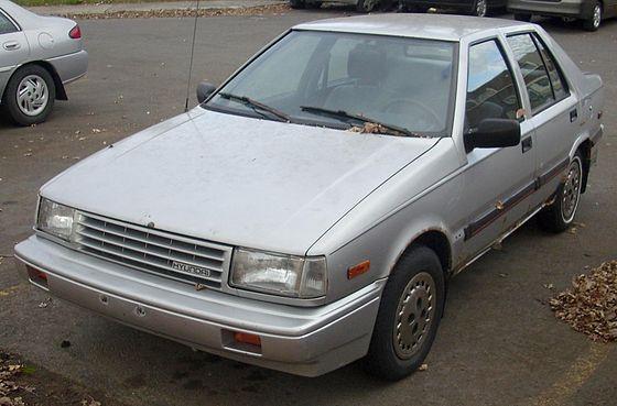 Hyundai Excel I 1985 - 1989 Sedan #5