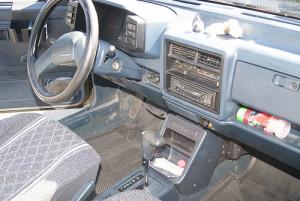 Hyundai Excel I 1985 - 1989 Sedan #8