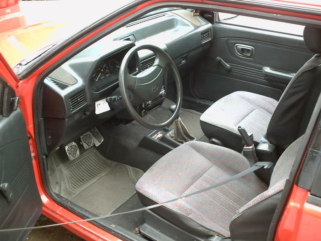 Hyundai Excel II 1989 - 1998 Sedan #6