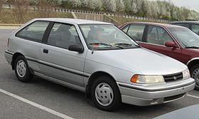 Hyundai Excel II 1989 - 1998 Sedan #7