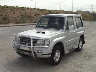Hyundai Galloper 1991 - 2003 SUV 3 door #2