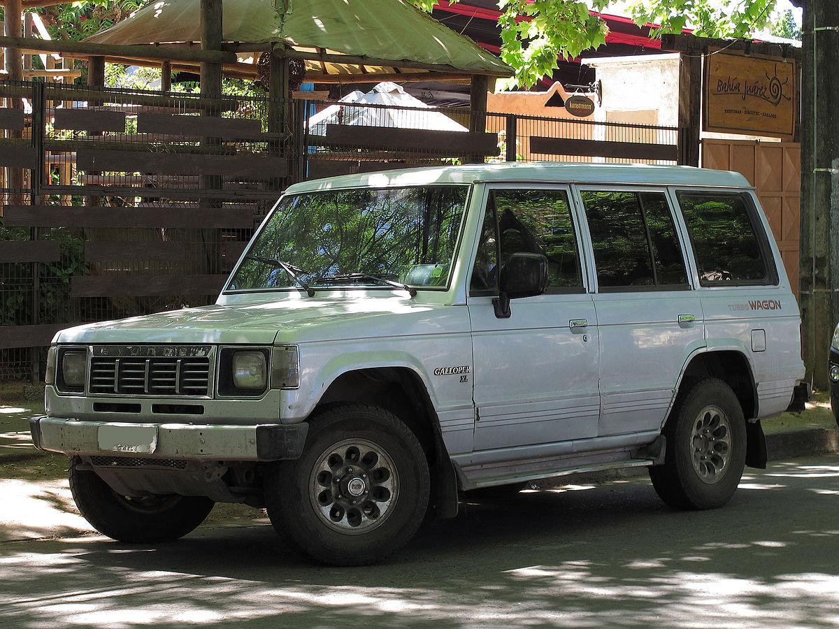 Mitsubishi Pajero II 1991 - 1997 SUV 5 door #4