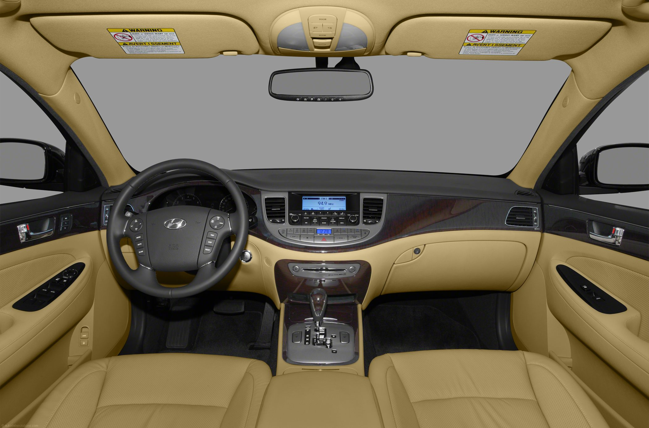 Hyundai Genesis I 2008 - 2011 Sedan #3