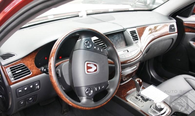Hyundai Genesis I 2008 - 2011 Sedan #1