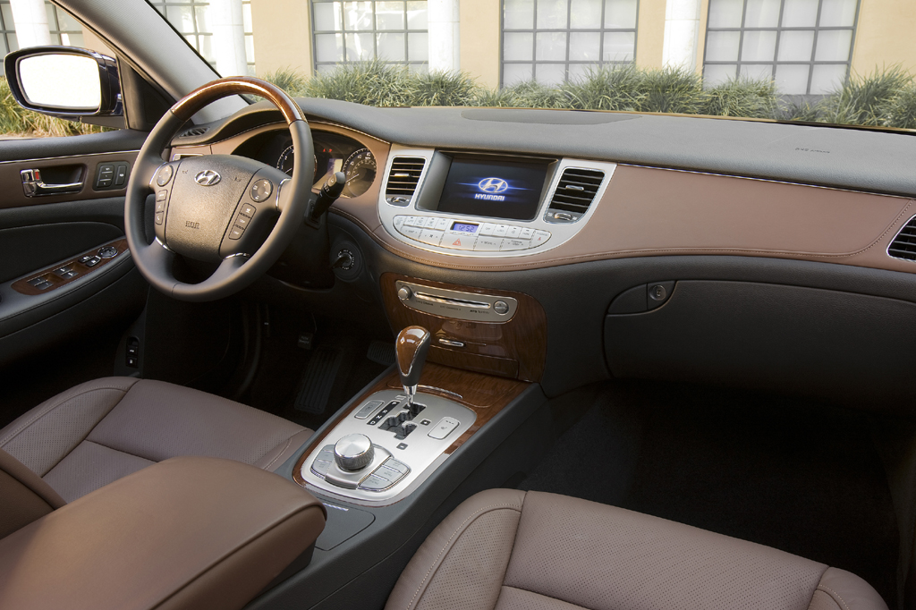 Hyundai Genesis I 2008 - 2011 Sedan #6