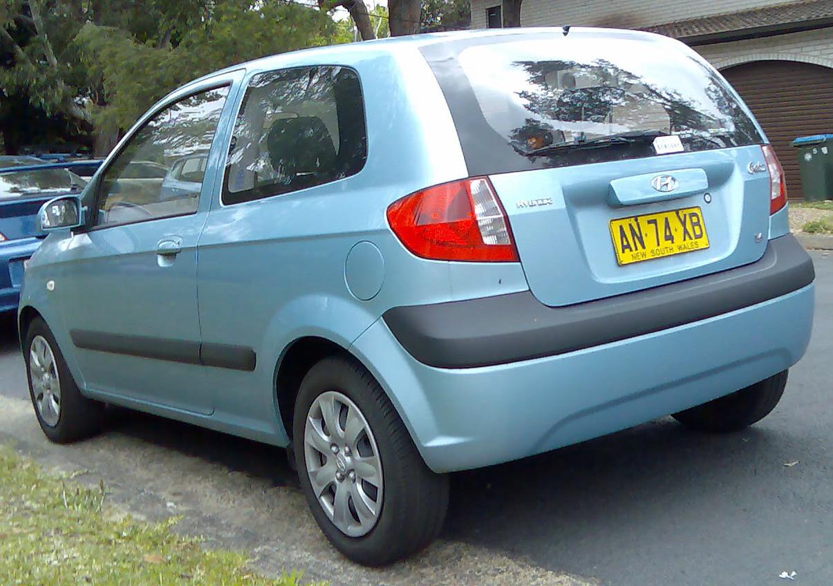 Hyundai Getz I Restyling 2005 - 2011 Hatchback 3 door #2