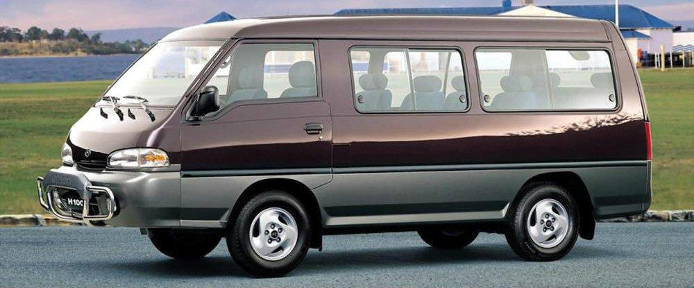 Hyundai Grace 1986 - 2004 Minivan #5