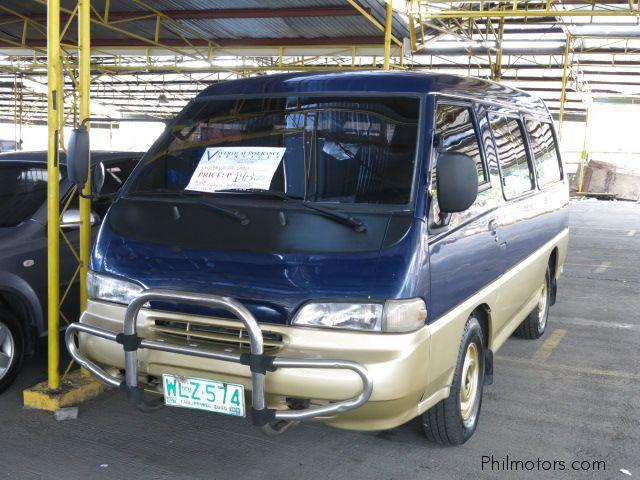 Hyundai Grace 1986 - 2004 Minivan #2