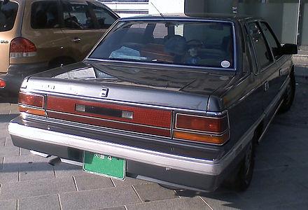 Hyundai Grandeur I 1986 - 1992 Sedan #4