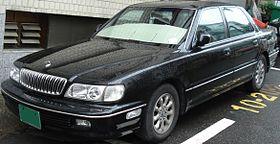 Hyundai Grandeur I 1986 - 1992 Sedan #7
