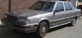 Hyundai Grandeur I 1986 - 1992 Sedan #8