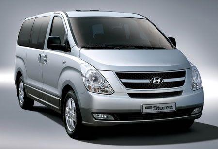 Hyundai H-1 I Restyling 2004 - 2007 Minivan #3