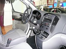 Hyundai H-1 I Restyling 2004 - 2007 Minivan #6