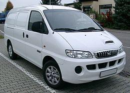 Hyundai H-1 I Restyling 2004 - 2007 Minivan #8