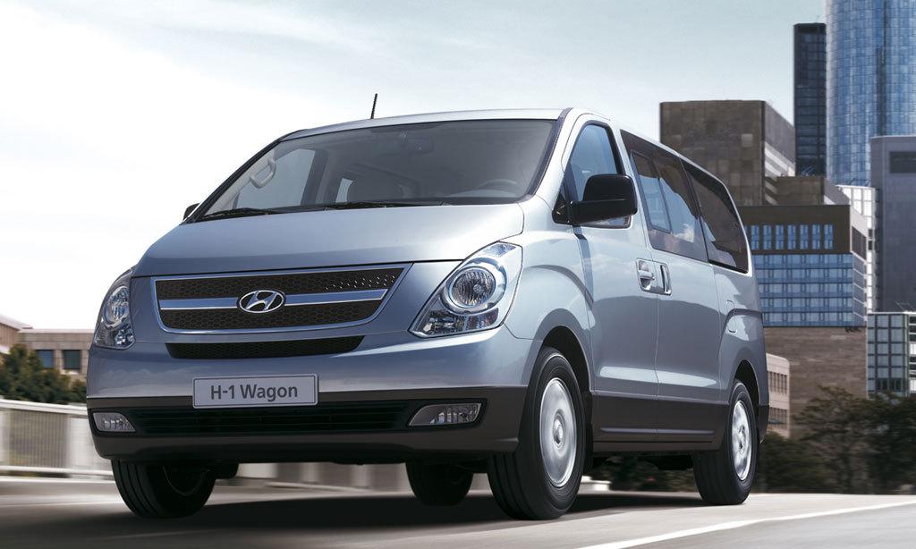 Hyundai H-1 II 2007 - 2015 Minivan #5