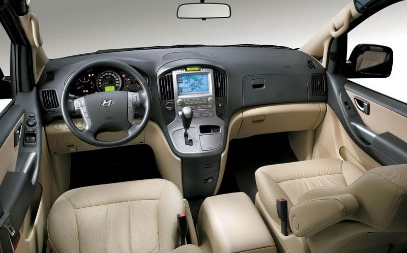 Hyundai H-1 II 2007 - 2015 Minivan #6