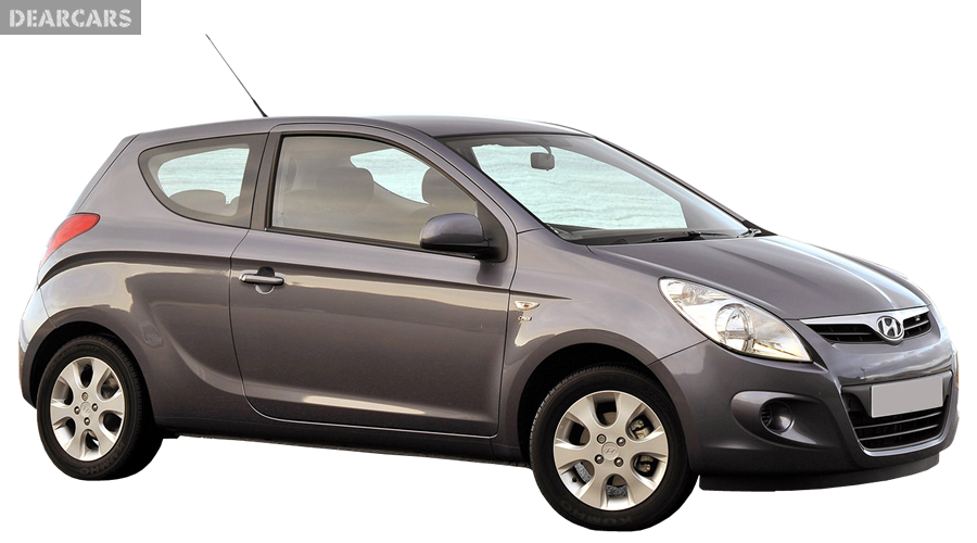 Hyundai ix20 I 2010 - 2015 Hatchback 5 door #3