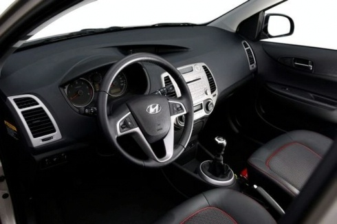 Hyundai i20 I 2008 - 2012 Hatchback 3 door #6