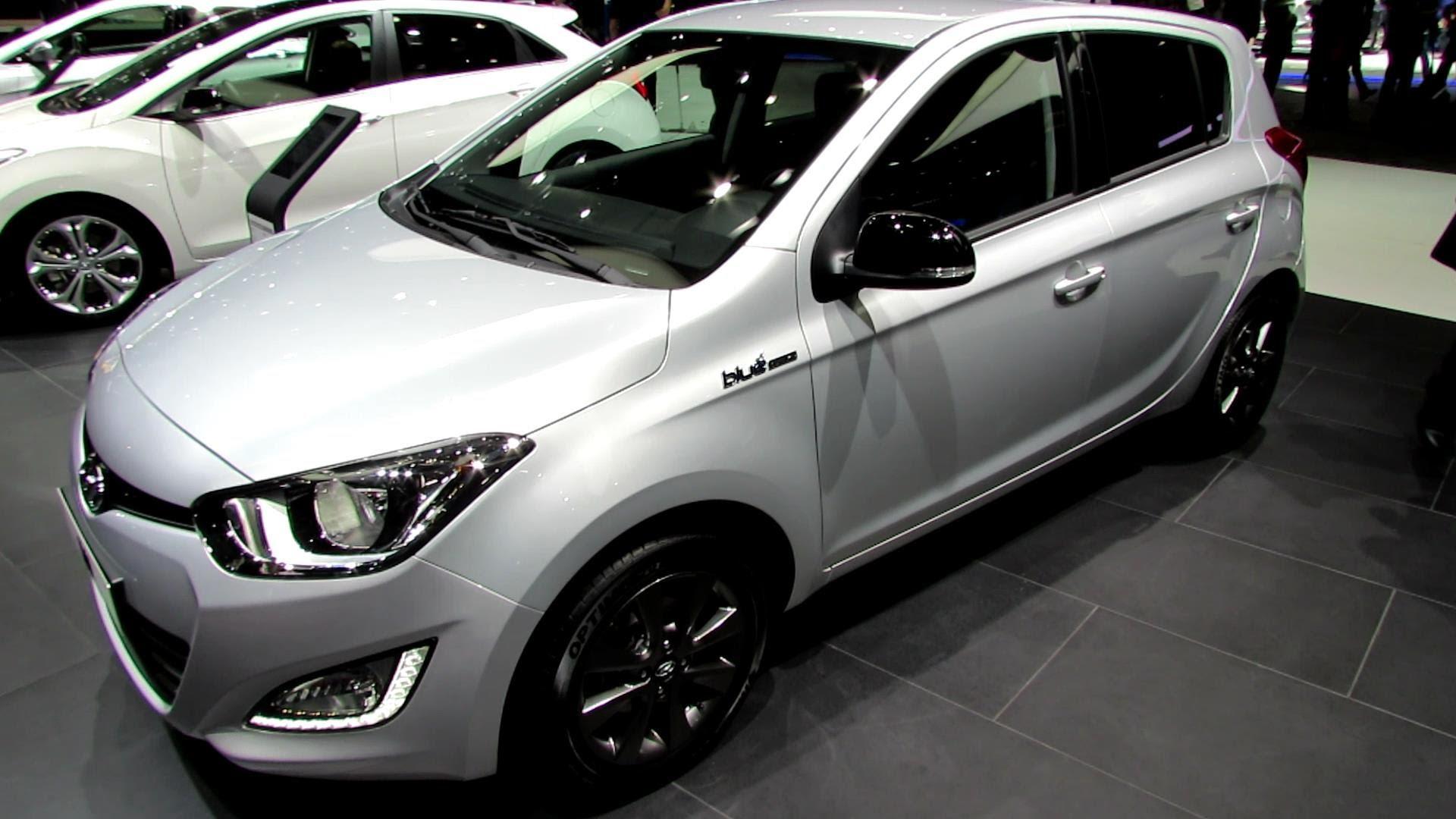Hyundai i20 II 2014 - now Hatchback 3 door #4
