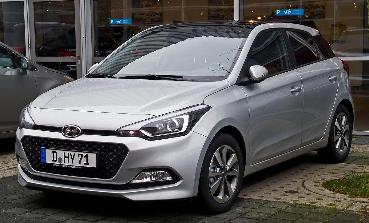 Hyundai i20 II 2014 - now Hatchback 3 door #5