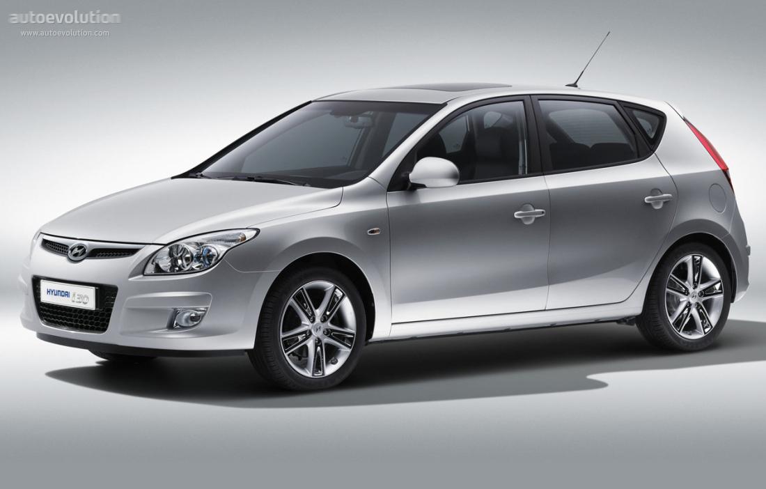 Hyundai i30 I 2007 - 2010 Hatchback 5 door #5
