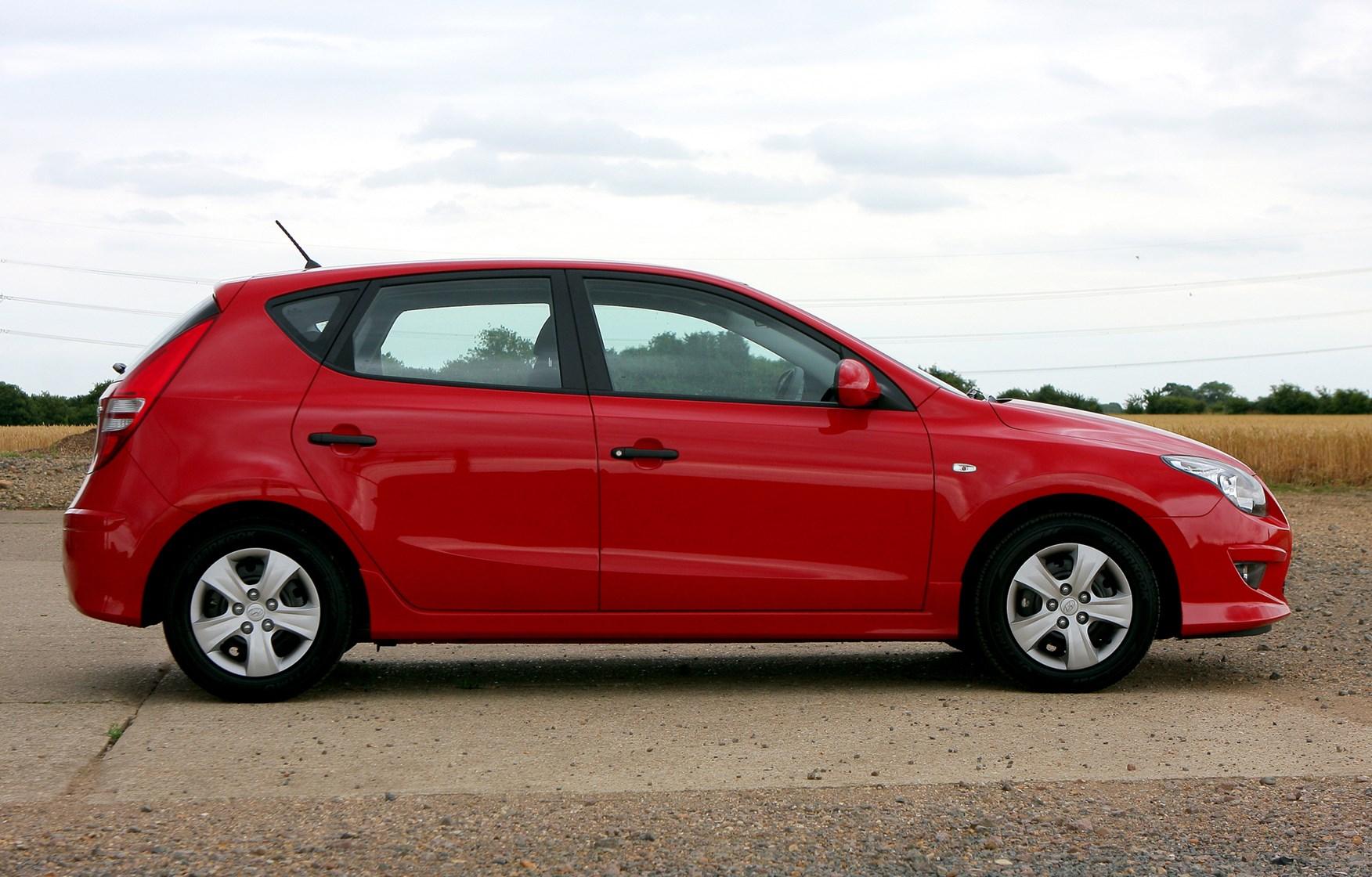 Hyundai i30 I 2007 - 2010 Hatchback 5 door #1