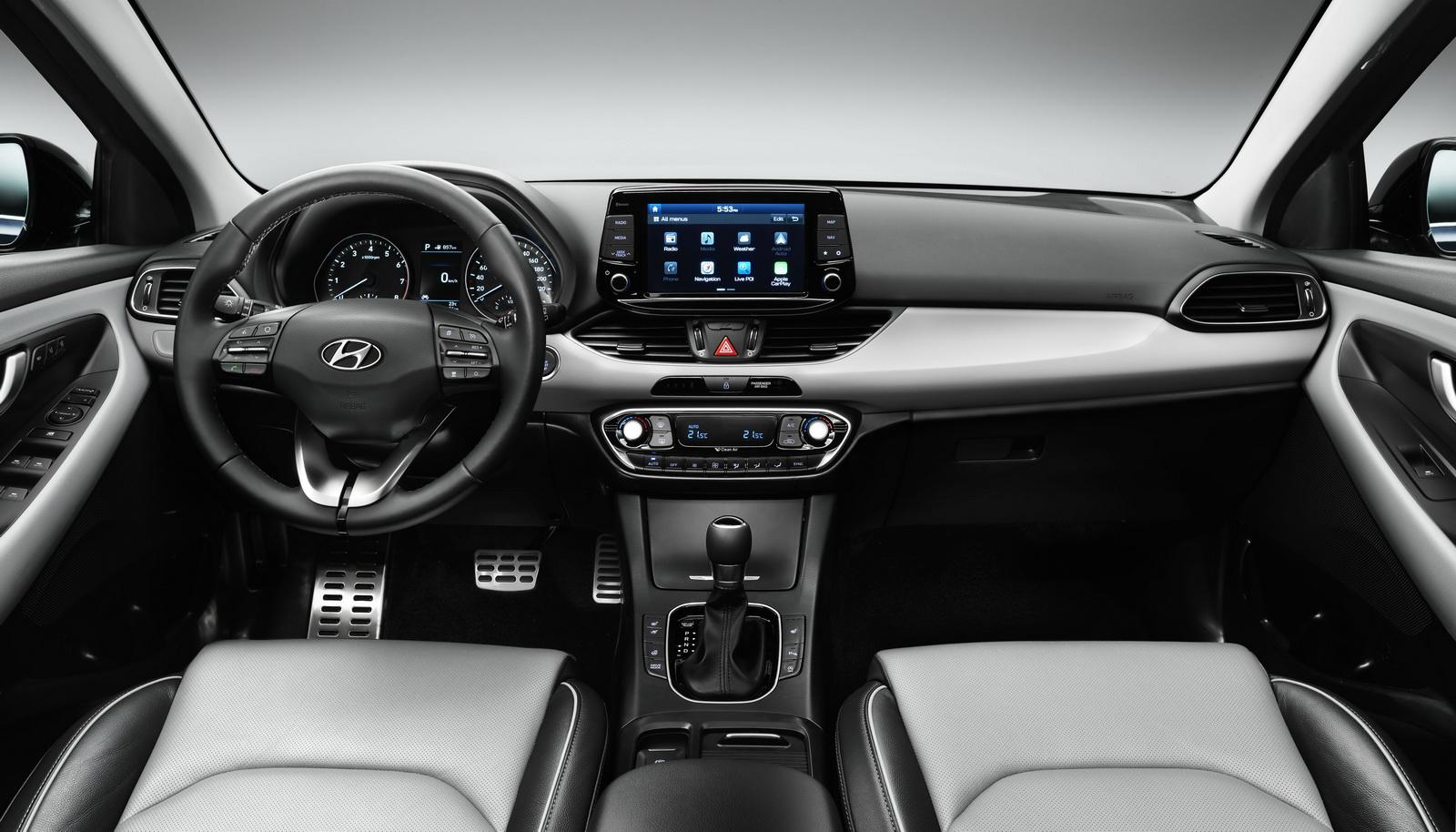 Hyundai i30 III 2017 - now Hatchback 5 door #5