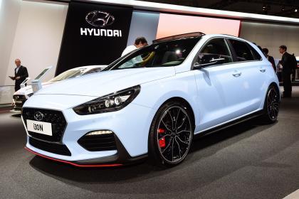 Hyundai i30 N 2017 - now Hatchback 5 door #1