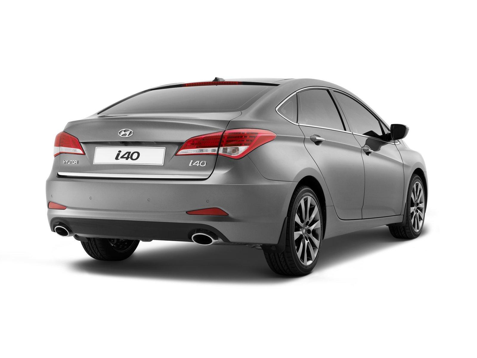 Hyundai i40 I 2011 - 2015 Sedan #3