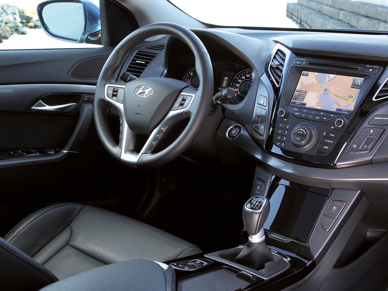 Hyundai i40 I 2011 - 2015 Sedan #1