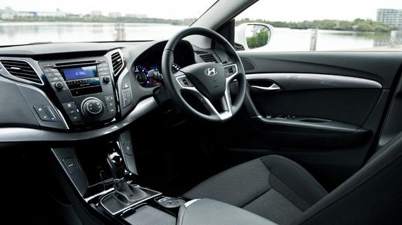 Hyundai i40 I 2011 - 2015 Sedan #7