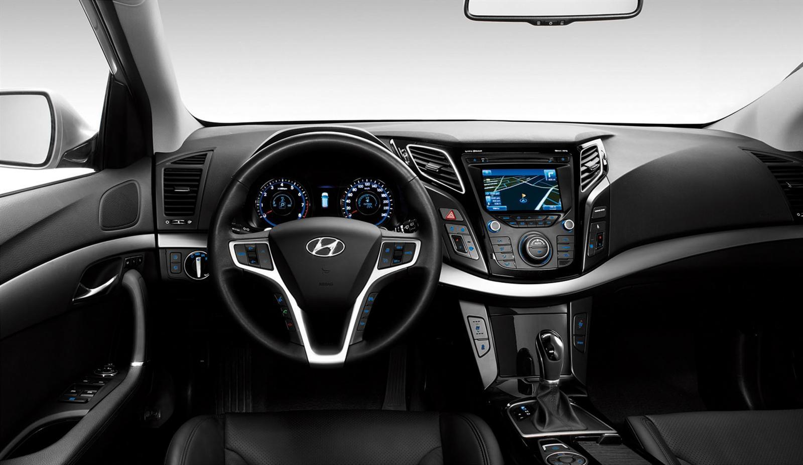 Hyundai i40 I 2011 - 2015 Sedan #5