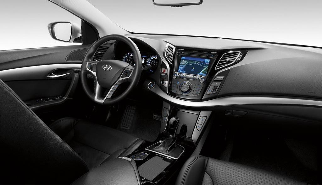 Hyundai i40 I 2011 - 2015 Sedan #8