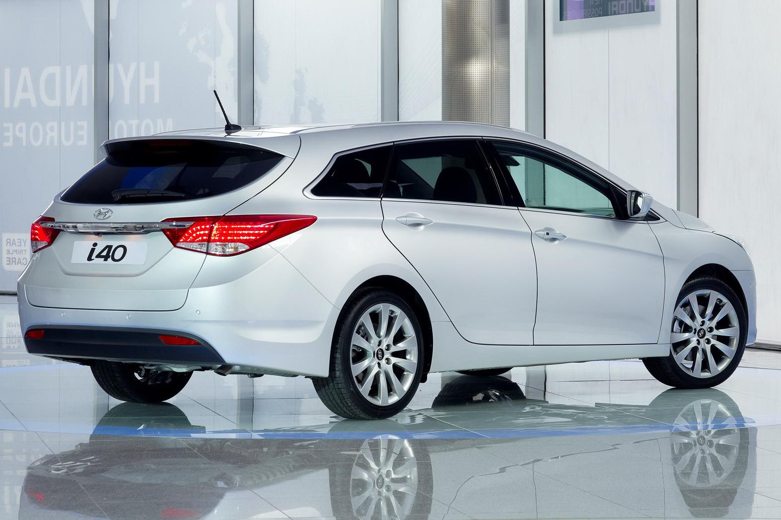 Hyundai i40 I 2011 - 2015 Station wagon 5 door #1