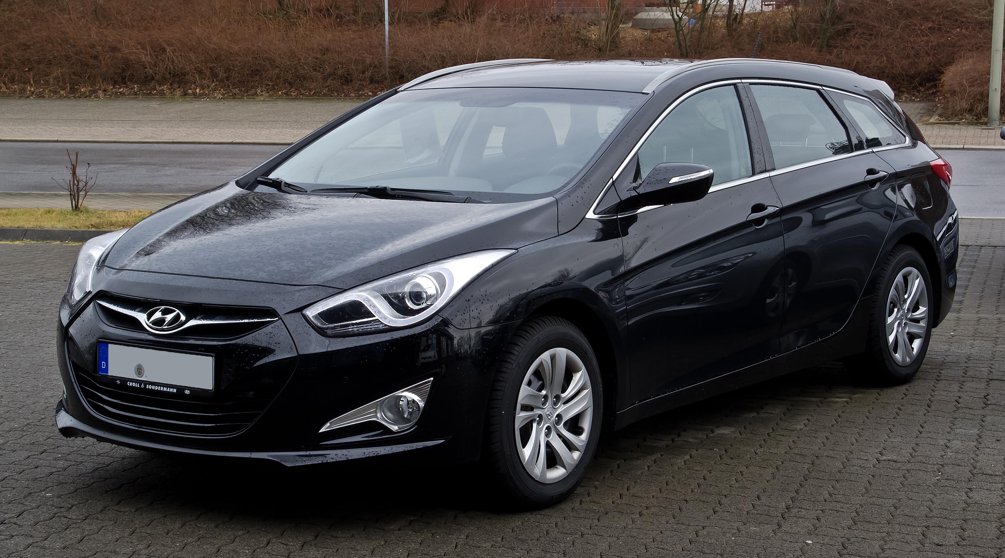 Hyundai i40 I 2011 - 2015 Station wagon 5 door #5
