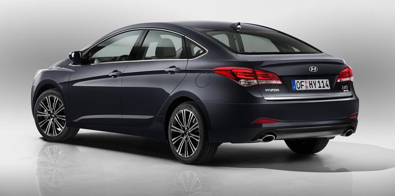 Hyundai i40 I Restyling 2015 - now Sedan #3