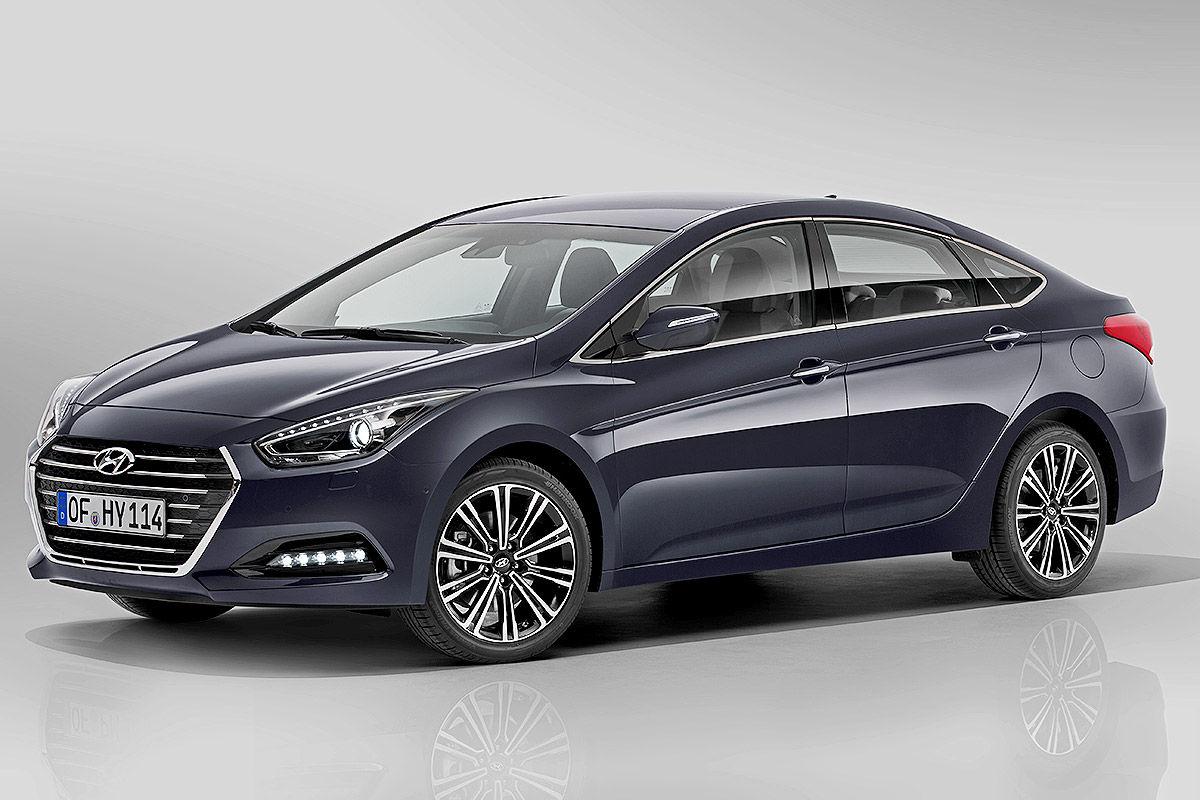 Hyundai i40 I Restyling 2015 - now Sedan #5