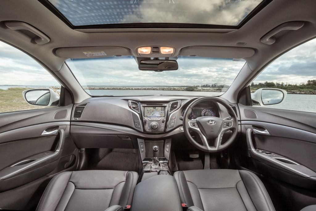 Hyundai i40 I Restyling 2015 - now Sedan #4